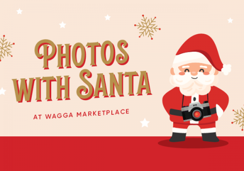 Book your Santa Photo!