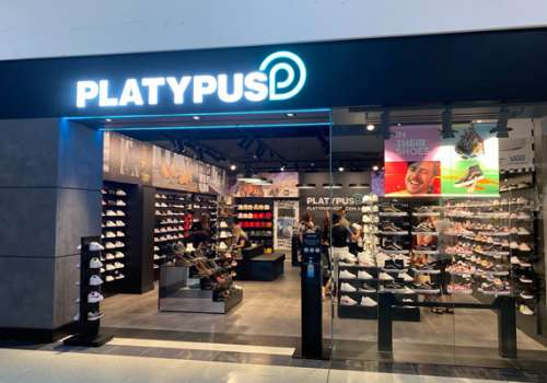 Platypus Shoes has arrived